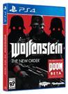 SONY WOLFENSTEIN - PS4